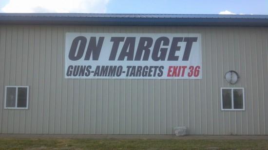 On Target Gun Shop
